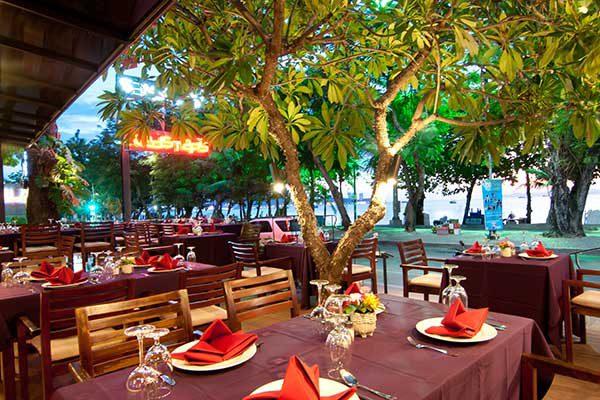 Redsteps Restaurant