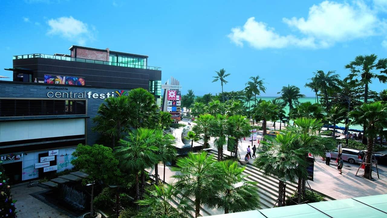 central festival beach